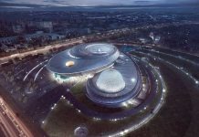 Shanghai Planetarium design by Ennead architects