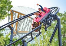 family ride europe Jardin d'Acclimatation