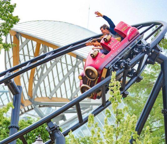 family ride europe Jardin d'Acclimatation
