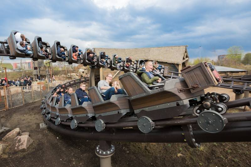 New Rides 2018 family Wildlands-Emmen-Tweestryd-Vekoma-x
