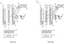 Disney patent for display system to transform brightly lit surfaces
