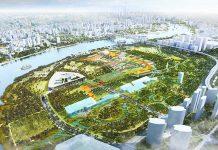 Shanghai Expo Culture Park Sasaki