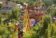 Toy Story Land at Walt Disney World Slinky Dog coaster