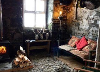ghillie basan whisky barn geotourist audio trail