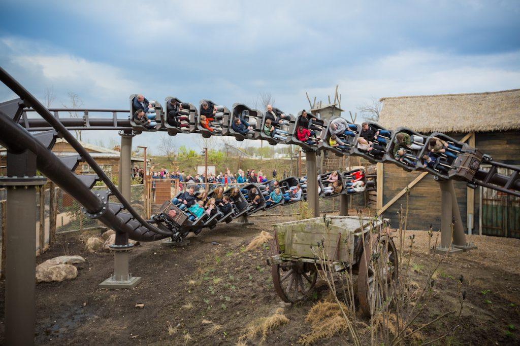Family Boomerang Racer Vekoma