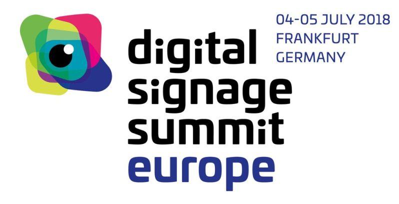 DSS Europe 2018 logo