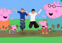 katapult new WOW! approach to guest experiences - images shows kids and peppa pig