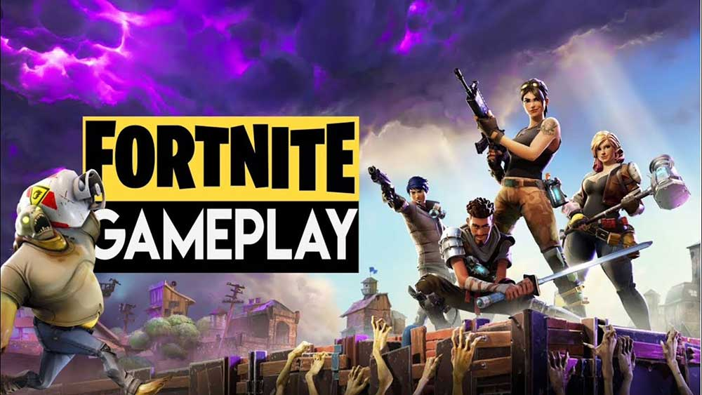 Fortnite esports video gaming
