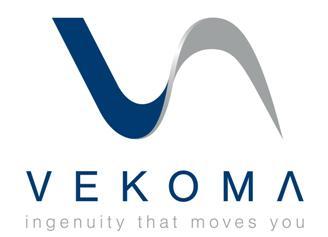 Vekoma new logo