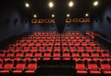 D_BOX seats - Cinemark adds more as demand soars in Latin America