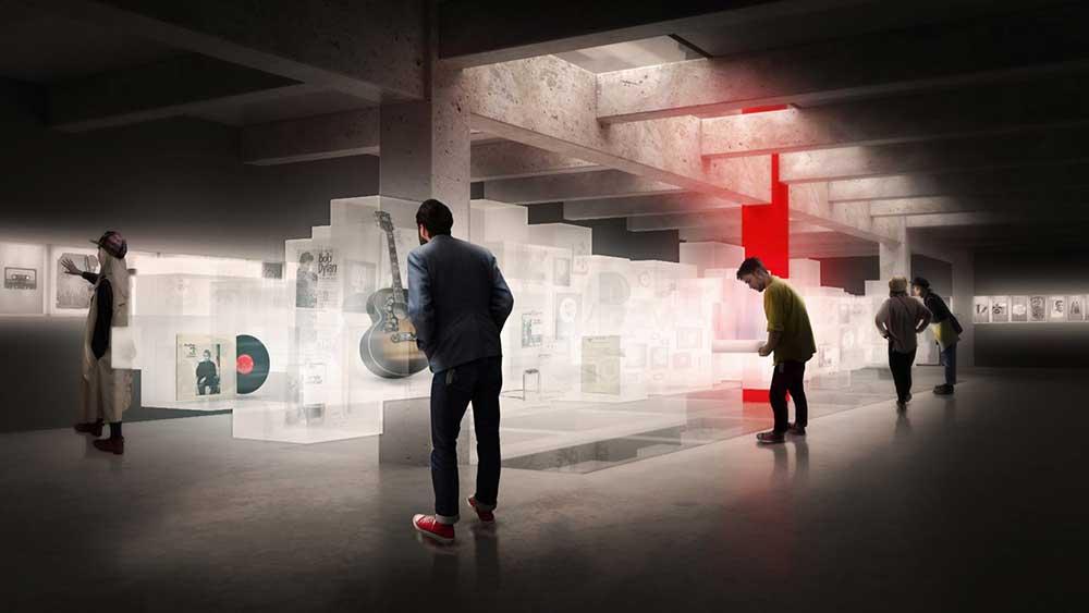 Bob Dyland Center museum Olson Kundig