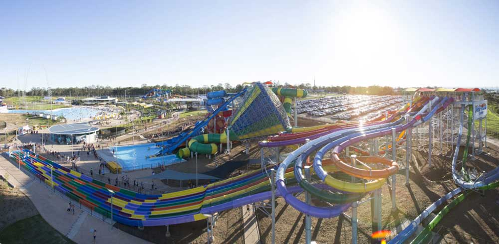 Wet'n'Wild Sydney waterpark