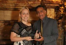 Katapult's Dawn Foote wins Creative Industries Leader of the Year Award