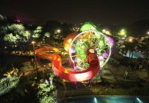 wiegand.maelzer celebrate world's first SlideWheel at Chimelong