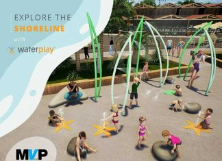 Waterplay Shoreline aquatic play MVP
