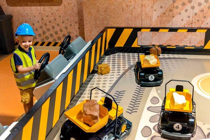 Emaar opens Dig It edutainment play space in Dubai
