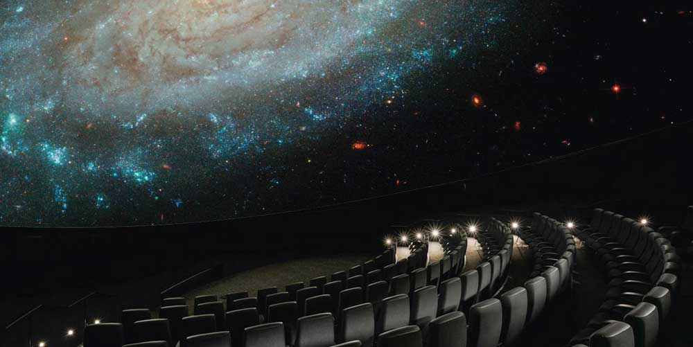 The Bell Museum Planetarium