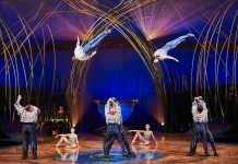 Cirque du Soleil partners with Messi for show based on footballer