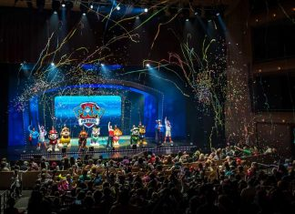 cirque du soleil acquire Vstar Paw Patrol Live
