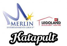 Merlin Entertainment appoint Katapult for  LEGOLAND Discovery Centres Event Experiences