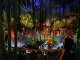 kind heaven las vegas experience park concept.