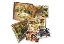 Magic Memories personalised Shrek Journal