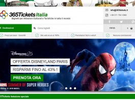 365Tickets Italia online attractions ticket distributor