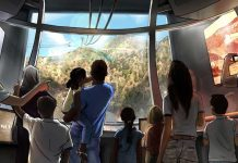 warner bros. propose aerial tramway to LA Hollywood sign