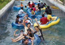 Bukit Gambang Water Park Sentoria Malaysia