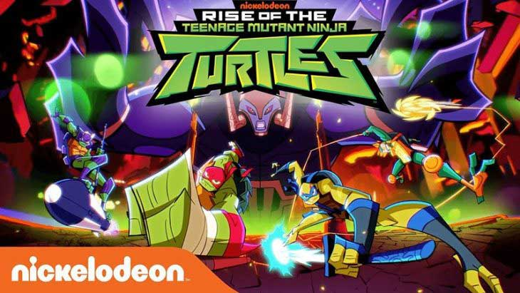 Teenage Mutant ninja Turtles VR Nickelodeon