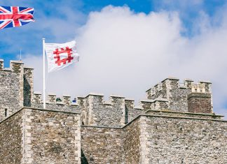 dover castle kent #lovecastle english heritage