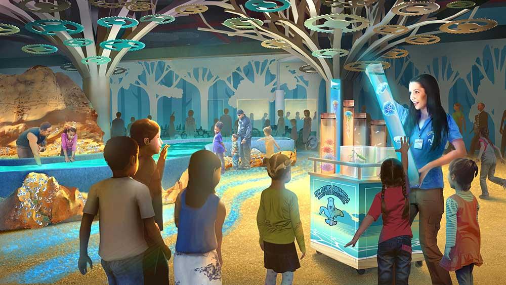 St Louis Aquarium