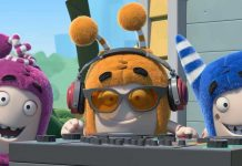 oddbods launch FEC China One Animation CMC