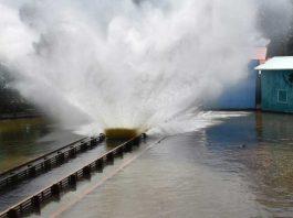 Whitewater splash factor waterpark online tool