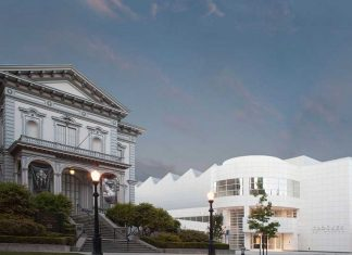 Crocker Art Museum expansion