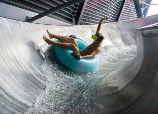 wiegand.maelzer VR Slide waterpark waterslide Therme Erding