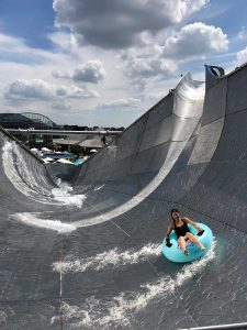 wiegand.maelzer Therme Erding Big Wave waterslide waterpark