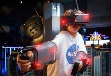 Emaar kids summercamp vacation club VR Park