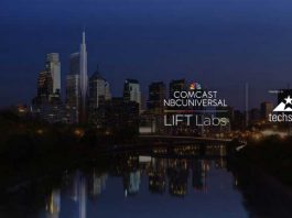 Comcast NBCUniversal LIFT Lab attractions technology startup