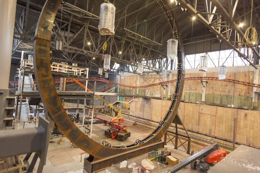 Big wheel Mega Parc