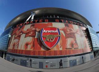 Emirates stadium Imagineear