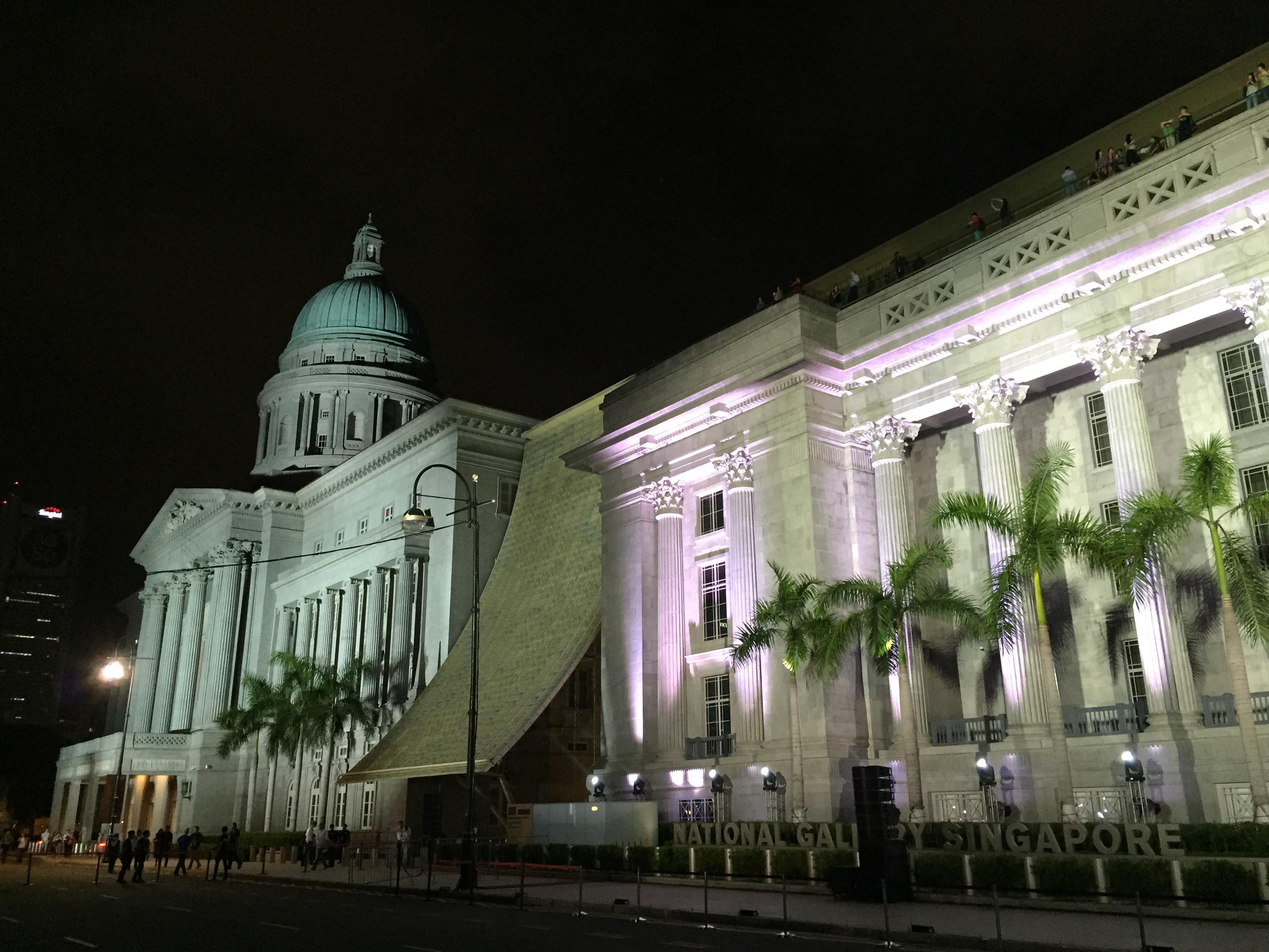 National Gallery Singapore Imagineear
