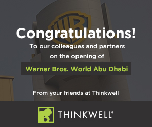 Thinkwell Warner Bros Abu Dhabi