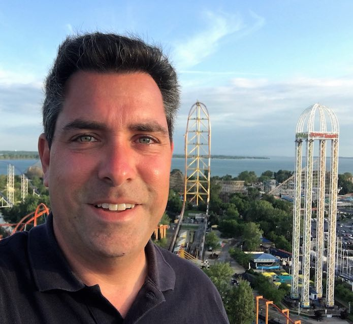 Mark Rosenzweig Managing Director, Skycoaster and Financial Partnerships, Ride Entertainment x