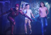 Holovis deliver flash AV for Justice League: A Call for Heroes at Madame Tussauds Sydney