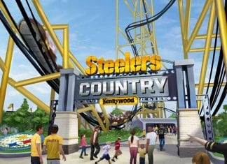 Steelers Country Kennywood NFL Parques Reunidos