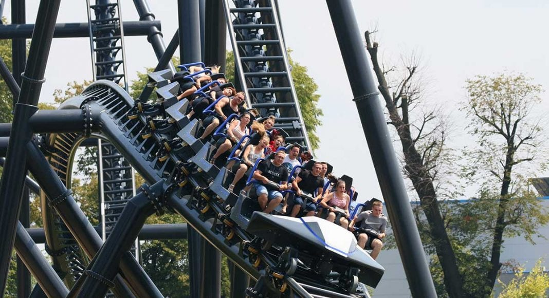 Intamin supplies Hyperion mega coaster to Energylandia theme park