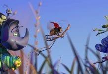 Bugs-life-disney circus bugs a