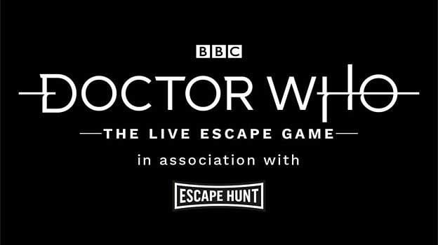 Doctor Who escape room from BBC