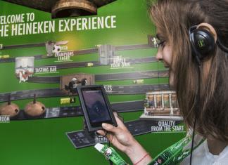 Heineken Experience Imagineear